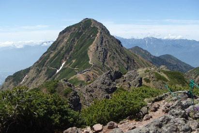 八ヶ岳 ガイド登山