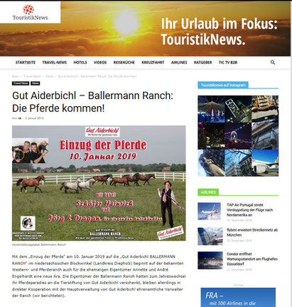 Touristik News - Reisemagazin