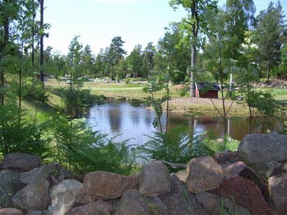 Golf spielen Figeholm