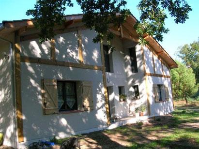 Le Teich, Bassin Arcachon Tourisme - Chambres d'hôtes Mme Fressaix