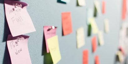 Support bei der Ideenentwicklung | die KreArtisten