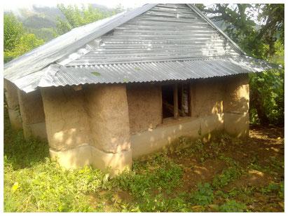 Haus von Gobinda Alemaga