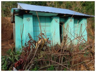 Haus von Bishnu Prasad Dhungana