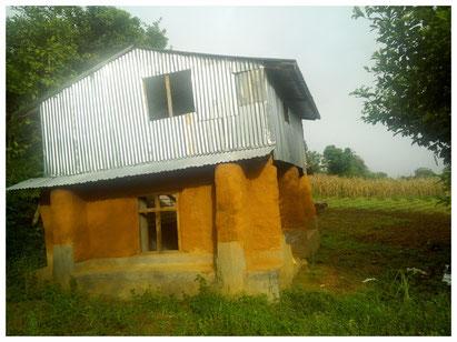 Haus von Bahadur Pandit
