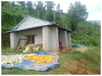 Haus von Samjhana Mijar