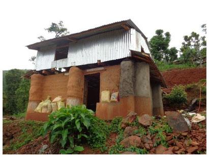 Haus von Narayan Datta Devkota