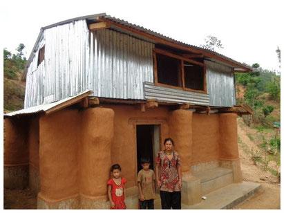 Haus von Binod Pandit