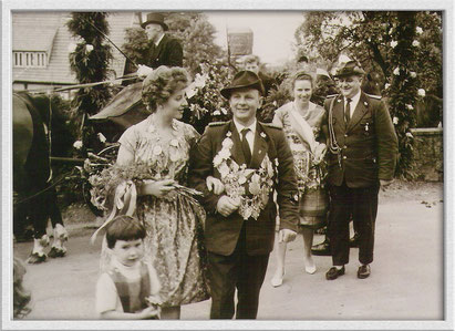 1960 Hans Bullerdieck und Ruth Heger