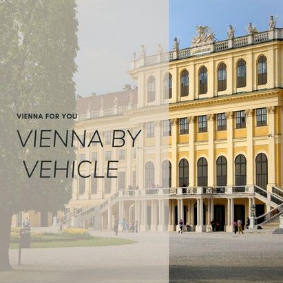 vienna by vehicle