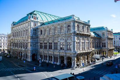 City tours vienna opera house