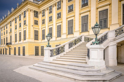 City tour with schönbrunn palace