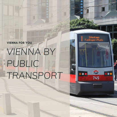 vienna by public transport