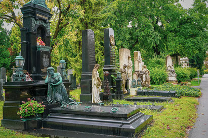 Long live the central cemetery of Vienna!