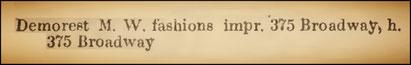 New York Directory 1854-55
