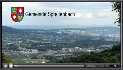 Werbesendung RegioTV Gewerbe Spreitenbach