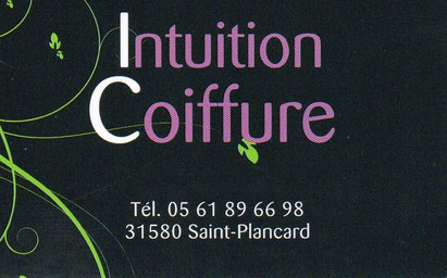 Intuition Coiffure - Saint-Plancard
