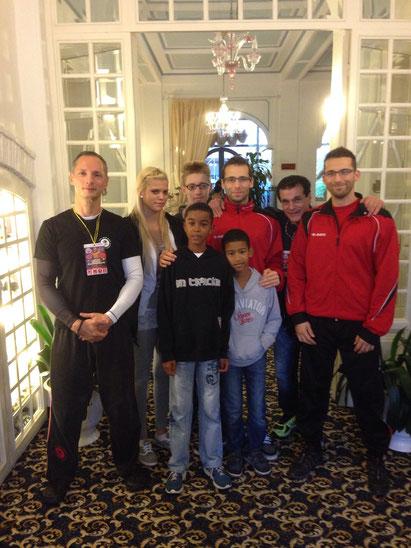 Unsere Schweizer Delegation