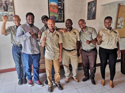 Tansania Spezialsten