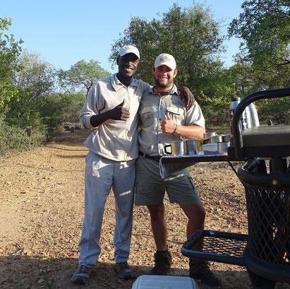 Safari Guides in Südafrika