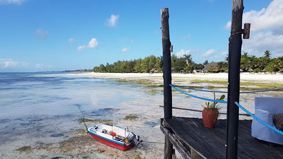 Strand Sansibar Reise