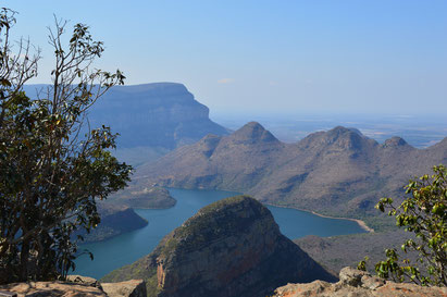 Blyde River Canyon, Südafrika Reise