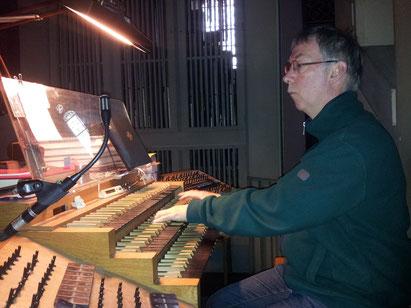 Jan-Sjoerd van der Vaart orgel Medebach