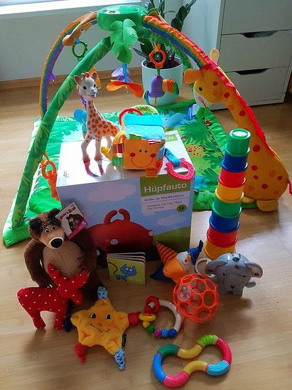 Mama-Blog Patschehand.de: Spielzeugmassen fürs Baby