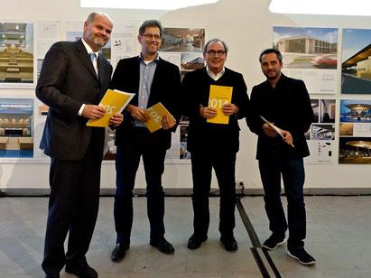 BDA auszeichnung guter bauten 2014 bund deutscher architekten bürokomplex stadtraum drahtler marius ulrich freundlieb