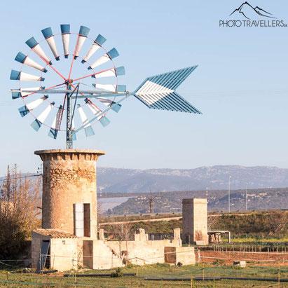 Windmühlen Mallorca
