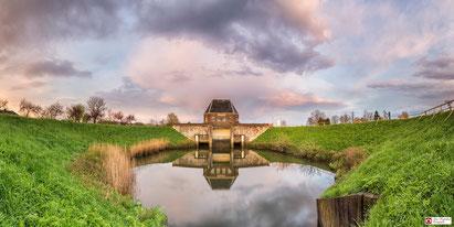 Panorama H.C. de Jongh gemaal, Aalst