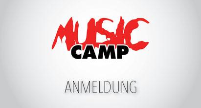 Music Camp Anmeldung
