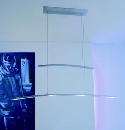 Arco Balken Pendel Leuchte Down Light permanent Höhen verstellbar