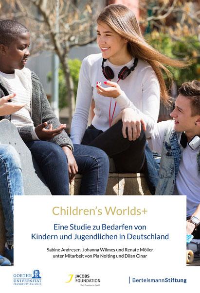 Titelseite der Bertelsmann-Studie
