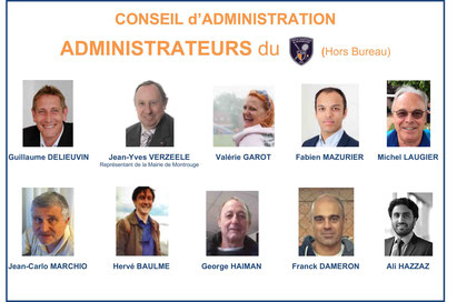 ADMINISTRATEURS DU CAM