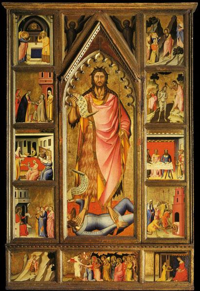 courant-peinture-peinture gothique