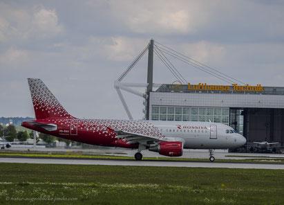 Rossiya VQ-BAU Airbus A319