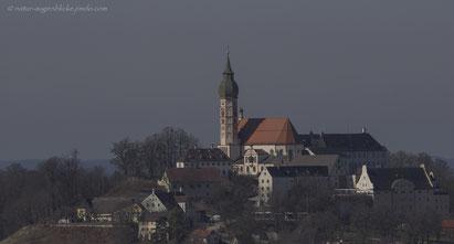 Kloster Andechs, Bavaria, Kloster