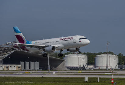 Eurowings D-ABHG  Airbus A320-214