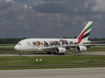 Emirates/A380-861/A6-EEI, Airbus A380 Emirates