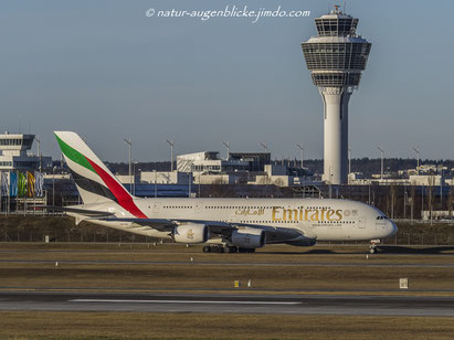 A380 Emirates  A6-EEN, Airbus, A380, Emirates