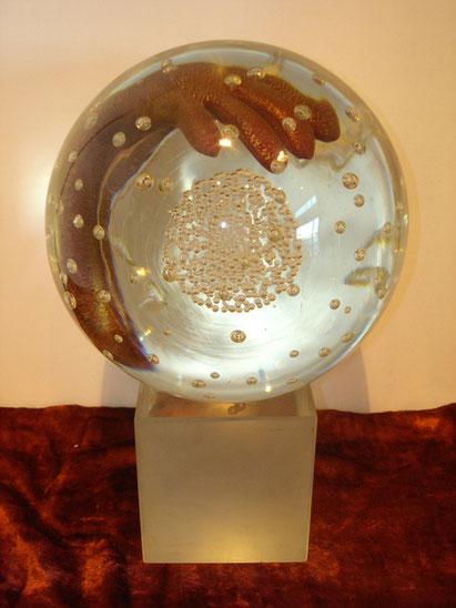 Scultura vetro Murano