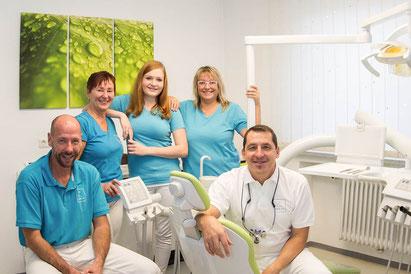 Die Leistungen der Zahnarztpraxis Dr. Christoph Unsin in Erkheim