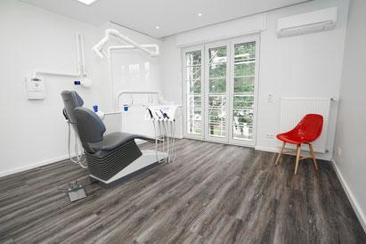 Die Leistungen der Zahnarztpraxis Dr. med. dent Siuosh Rassaf in Frankfurt-Niederrad