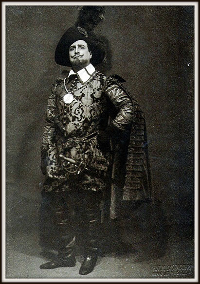 Enrico Asthon - Lucia di Lammermoor - Milano Teatro alla Scala 1928