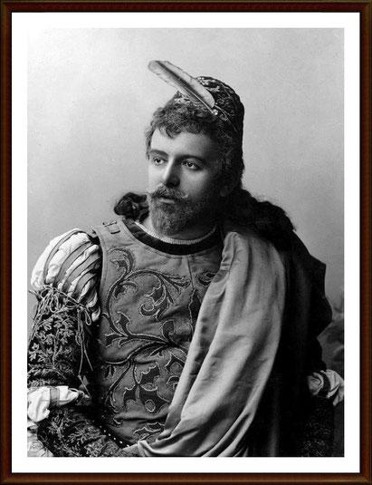 Jean de Reszke - tenore