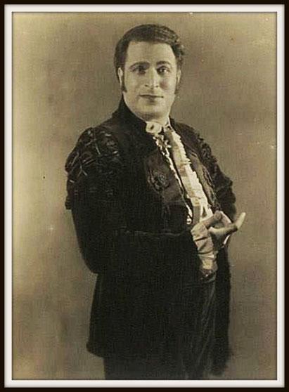 Figaro - Il barbiere di Siviglia di G. Rossini
