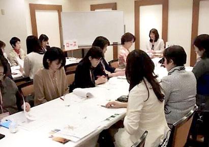 女性起業セミナー マヤ暦