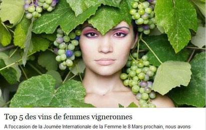 Top 5 des vins de femmes vigneronnes, Château du Payre