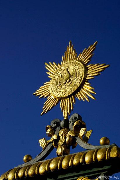 das Wappen der Hohenzollern