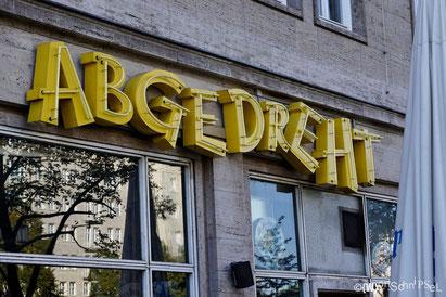 das Abgedreht am Frankfurter Tor ist bei den Ur-Berlinern bekannt und beliebt und bietet zur Féte de la Musique immer durfte Mucke
